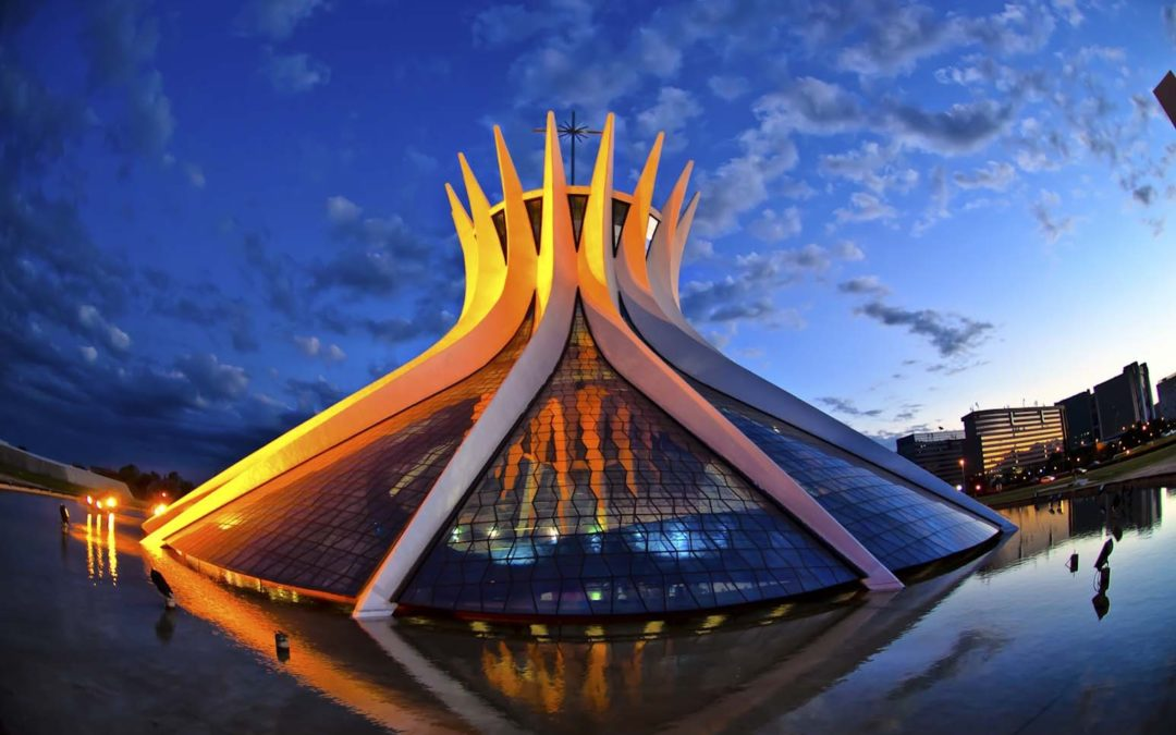 Brasília 57 anos